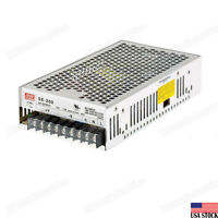 MEAN WELL SE-200-24 Switching Power Supply LED CCTV 8.8A 200W 24V AC/DC
