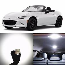 Alla Lighting Dome Light DE3175 Super White SMD LED Bulbs for Mazda MX-5 Miata