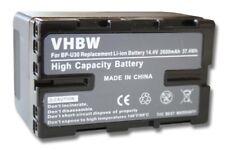 original vhbw® AKKU 14.8V 2600mAh mit INFOCHIP für SONY BP-U30 BP-U60