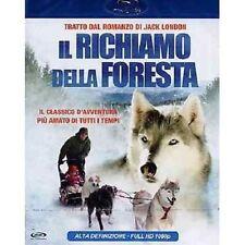 Blu Ray IL RICHIAMO DELLA FORESTA - (2009)  ......NUOVO