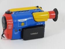 "Canon UC910EVideo 8 Camcorder / Videokamera RTL2 ""Bitte Lächeln Edition"" RAR"