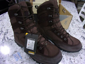 """Browning Buck Pursuit 8"""" Waterproof Boots, Size 13W, Brown, Brand New in the Box"""