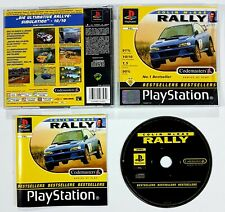 ©1998 Codemasters/SONY PlayStation COLIN MCRAE RALLY dt. PAL Ovp Offroad Rallye