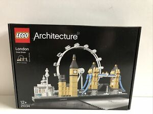 Lego Architecture Skyline Collection London Set (21034) 468 Pieces New Sealed