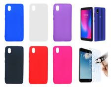 """Case Cover Gel TPU Silicone For ZTE Blade A3 2020 (4G) 5.45"""" +Optional Protector"""