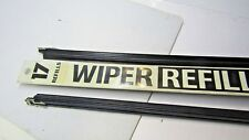 PYLON 1017 17 Windshield Wiper Blade Refill Plastic Trico 44-170 MADE IN U.S.A.