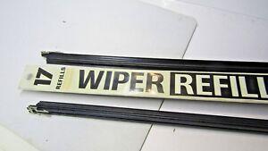 PYLON 1017 17 Windshield Wiper Blade Refill Plastic Trico 44-170 MADE IN U.S.A.