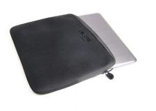 "Tucano Second Skin Colore neoprene sleeve Black 13"" – 14"" notebooks Ultrabooks"