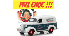 1/24 Greenlight Chevrolet Panel Truck 1939 Norman Rockwell Shipping Home Office