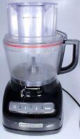 KitchenAid Artisan Food Processor - Onyx Black 5KFP0933AOB (NO BLADES)