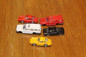 JOB LOT OF N GAUGE CARS