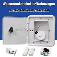 Einfüllstutzen Wasser Tankdeckel Trinkwasser Wohnwagen Wohnmobil Tankdeckel