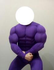 Thanos Muscle suit / Costume Halloween, Batman, X man, Spider man, Avengers, wwe