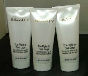 3pc Joan Rivers Beauty, The Right To Bare Legs Cover Up, Medium