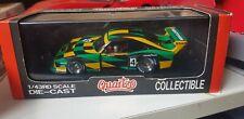 Quartzo 3026 1/43 scale Ford Capri Turbo Zakspeed #4 Pentosin