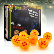 7 PCS Dragon Ball DragonBall Z Stars Crystal Ball Diameter 35mm In Box Gift