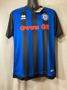 Errea - Rochdale Home Football Shirt - Many Sizes - BNWT