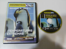 Animals the limit temperature extremes DVD BBC Documentary english spanish