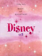 Best of Excellent Disney 2 Sheet Music Yuhki Kuramoto