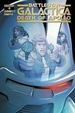 Battlestar Galactica BSG DEATH OF APOLLO #4 NM Dynamite Comic - Vault 35