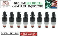 Cadillac Commercial Chassis 5.7L Reman x8 OEM Rochester #17121068 Fuel Injectors