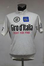 CICLISMO MAGLIA BIANCA 2015 cycling jersey GIRO D'ITALIA sz.XL 948