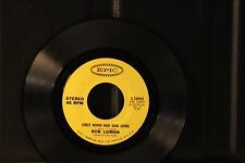 BOB LUMAN 45 RPM RECORD..TD 17