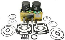 Arctic Cat Cougar 550, 1995-1998, Pro-X Pistons/Gaskets/Bearing - Engine Rebuild