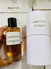 CHRISTIAN DIOR AMBRE NUIT 125ml Eau De Parfum