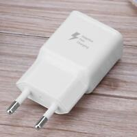 1pcs Adaptive Fast Charging Wall Charger Power Adapter for Samsung Phone EU Plug