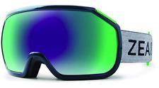 Zeal Fargo Goggles Northern Lights Jade Mirror 11357 Brand New