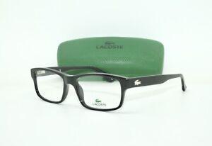 Brand New Unisex Lacoste Glasses L2705 Col 001 Lacoste Case Free Sv Lenses