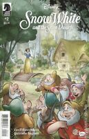 Snow White and the Seven Dwarfs TPB Disney Comics #1-1ST NM 2019 Stock Image