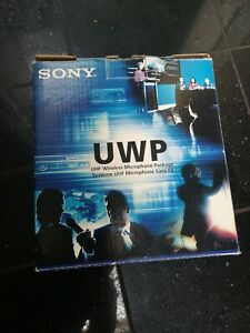 Sony UWP-C2  Portable Camera Mountable UHF Wireless Handheld Microphone