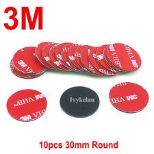 10PCS 30mm Round- 3M VHB 5952 Black Acrylic Foam Double Sided Adhesive Tape 3M