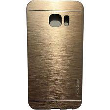 Samsung Galaxy S6 Edge Aluminium Thin Hard Case Durable Brushed Metal Cover