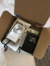 Canon PowerShot ELPH 130 IS / IXUS 140 16.0MP Digital Camera - Silver