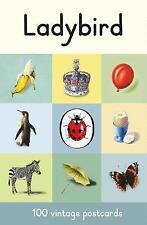 Ladybird: 100 iconic postcards by Penguin Books Ltd (Hardback, 2017)