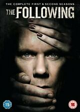 The Following - Season 1-2 [2014] (DVD) Kevin Bacon, James Purefoy