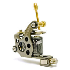 HILDBRANDT .357 Magnum Tattoo Machine 8 Wrap LINER Tatoo GUN COIL Tatuage