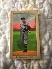 2008 Helmar Series 3 Eiji Sawamura Tokyo Japanese 1937 Baseball #159