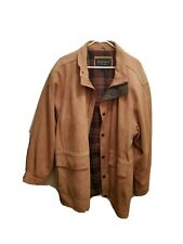 Tanners Avenue New York XL Finest Nubuck Cowhide Coat