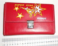 GOLDRAKE Grendizer  UFO ATLAS ROBOT fake 70s Italy wallet school - astuccio