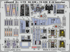 Eduard Zoom SS528 1/72 McDonnell F-4J Phantom Academy