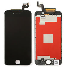 Framed New Black LCD Display Touch Screen Digitizer Assembly for iPhone 6S 4.7''