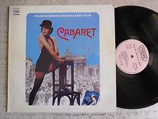 Ralph Burns – Cabaret (Colonna Sonora Originale Del Film) - LP
