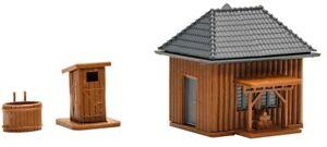 VOLLMER 47758 Spur N, Sauna mit Tauchbecken #NEU in OVP#