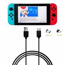 Câble chargeur USB 3.0 pour Nintendo Switch - 1,5 mètre.