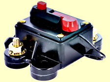 Sicherungsautomat  100A   schwarz  IP67  12-48VDC  78x52x37mm 4CARMEDIA   #WP