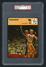 PSA 8 LARRY BIRD Sportscaster Basketball #74-18 ROOKIE CARD